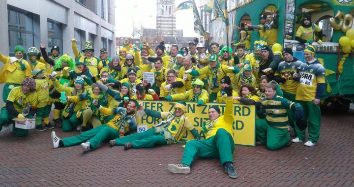 Carnaval 2018: 50 jaor Fortuna Sittard!