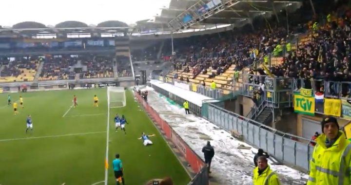 (movie) Roel Janssen geeft nekschot: 0-3!!!