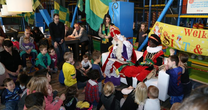 Fortuniors bij Sinterklaas