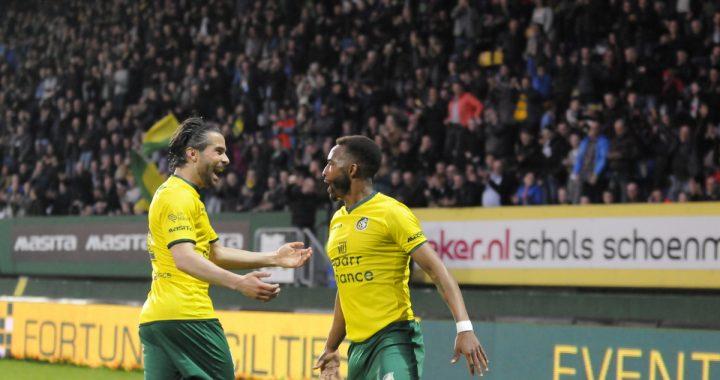 Fortuna zet de droom voort: 2-0!!!!