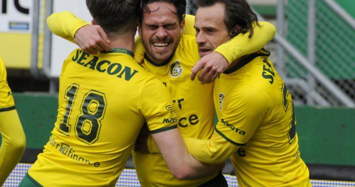 Fortuna heeft geen kind aan Helmond: 3-0!