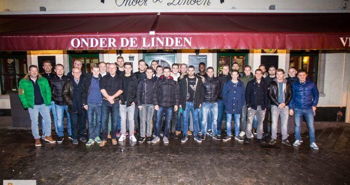 Fans belonen winst op Roda!