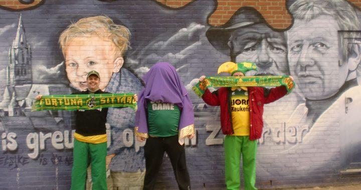 Carnaval 2012 was weer geel & groen!