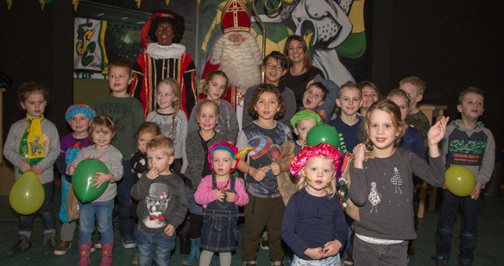Hij komt, hij komt: Zaterdag Sinterklaasfeest voor Fortuniors