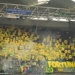 Fortuna wint bij Roda 1:3 - 2015