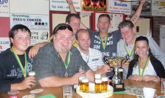 CFS wint DD-CUP 2010