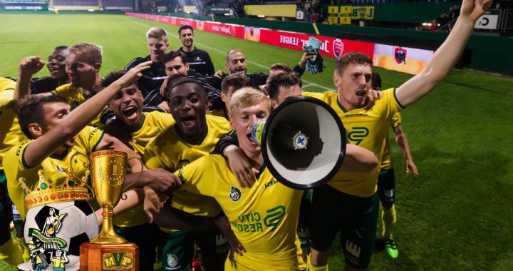 Dammers MVP Fortuna – Den Bosch