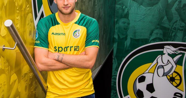 Ninaj MVP Vitesse thuis