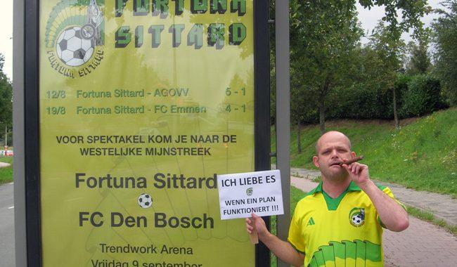 Wervingsstunt voor Fortuna in de Parkstad