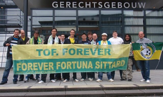 KNVB krijgt nekslag van Fortuna Sittard
