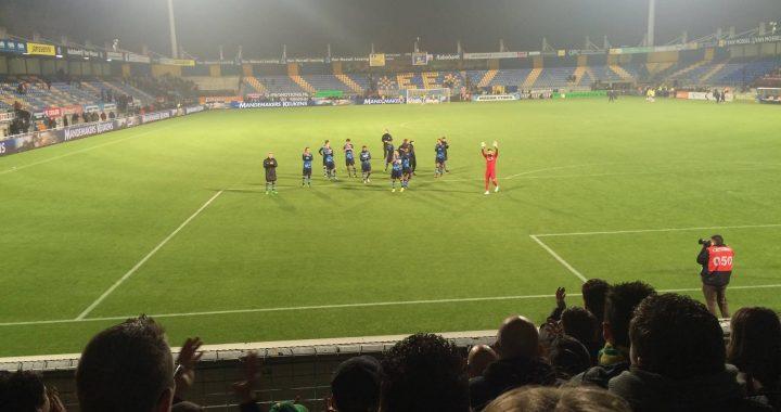 Fortuna Sittard fans blijven top!