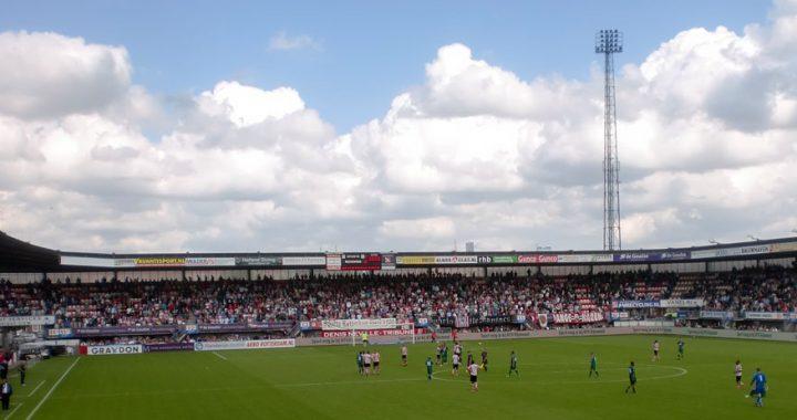 386 fans naar uitwedstrijd Sparta Rotterdam