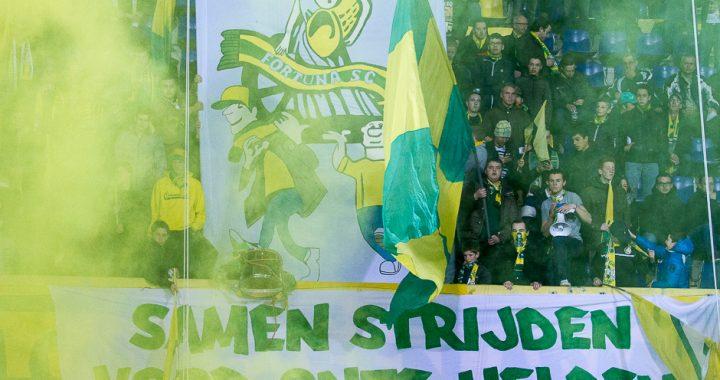 Fortuna SC vernieuwt de website!