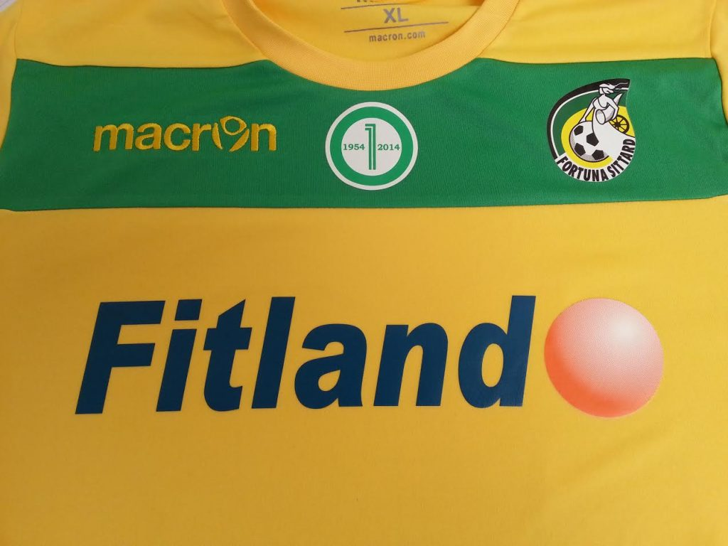 Thuisshirt A S Maandag Te Koop In De Fanshop Fortuna Supporters Collectief