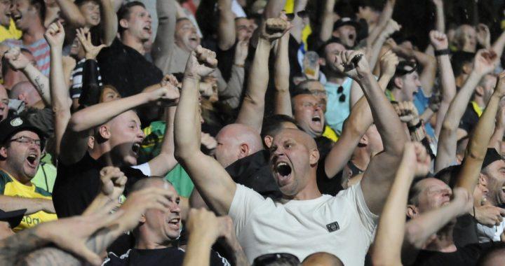 Matchday; Fanshop, Graffiti terror, Fortunahome en volle bak