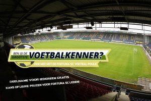 FortunaSC voetbalpoule 18-19
