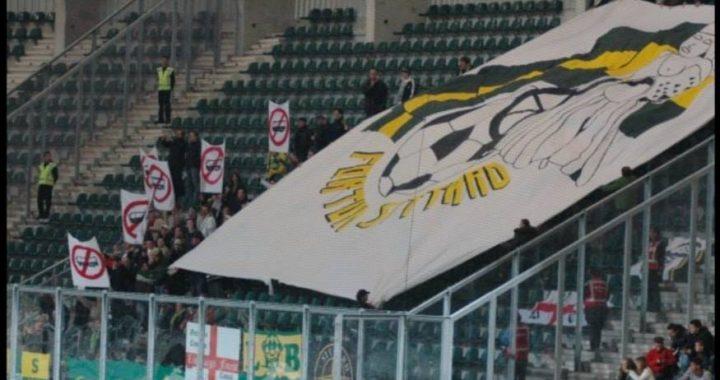 408 fans naar ADO Den Haag [12/03]