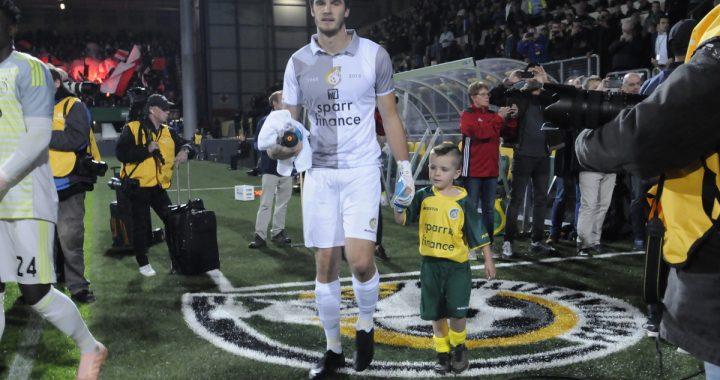 Koselev MVP Feyenoord away
