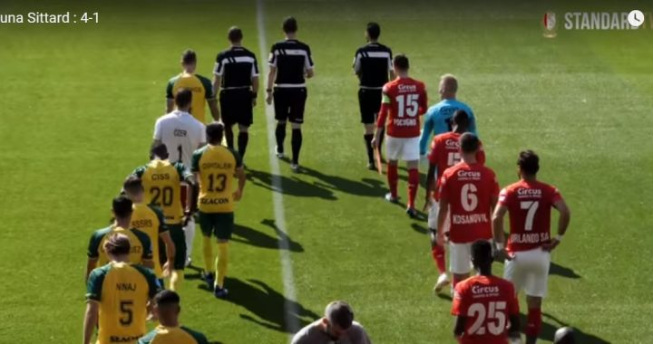 VIDEO – Fortuna verliest van Standard Luik: 4-1