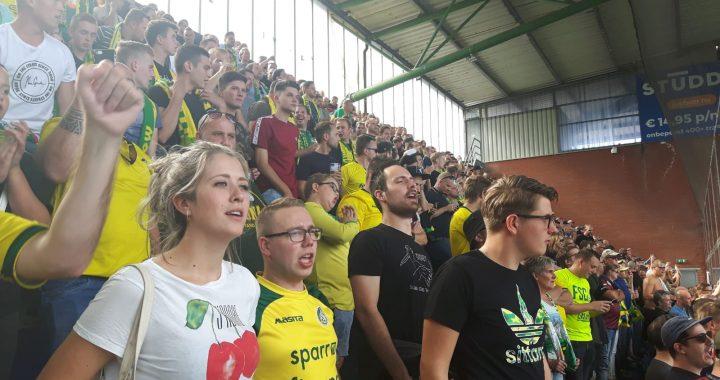 Fortuna Sittard wint kraker in Breda: 2-3