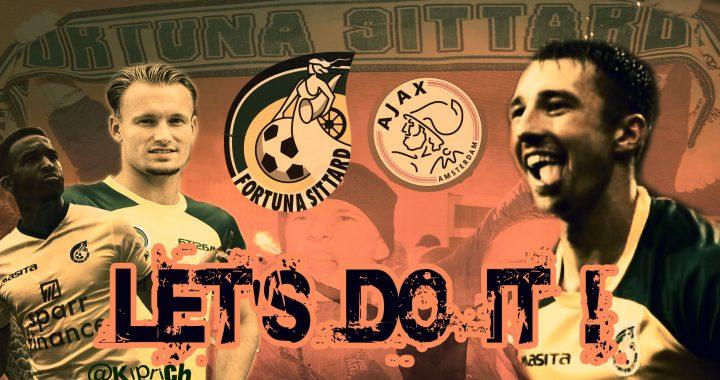 PREVIEW: Kan Fortuna tegenstand bieden aan Ajax?