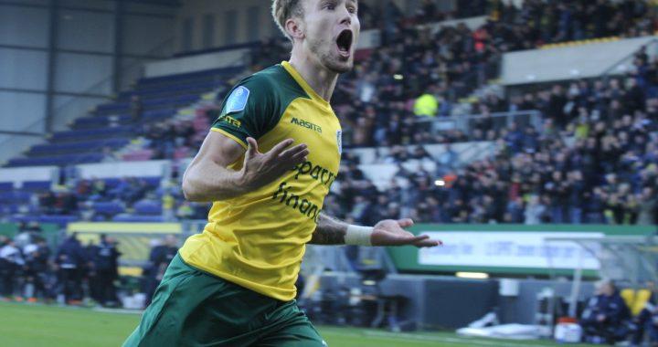 Diemers uitblinker tegen NEC en Zwolle [MVP]