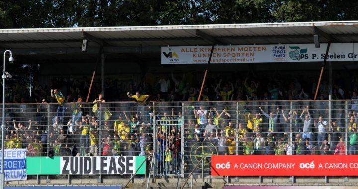 Eerste Limburgse derby van het seizoen: VVV Away