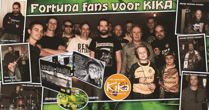 Fan CD te koop in Fanshop en Cafe 't HopHuys (markt sittard)