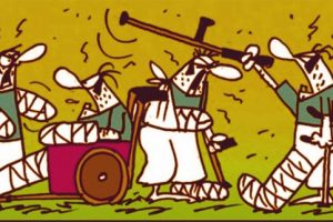 Feyenoord last van overvolle ziekenboeg?