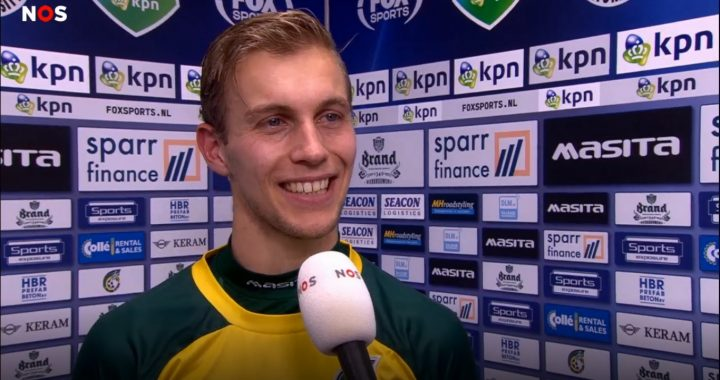 Fortuna – Vitesse (2-1) in de media