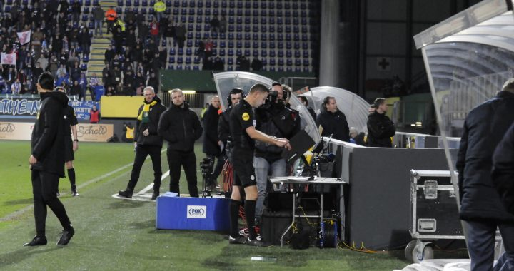 Horror 2e helft dompelt Fortuna in rouw: 2-4
