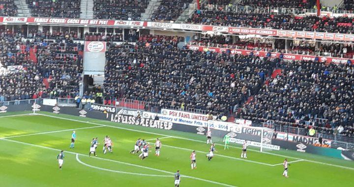 Fortuna Sittard onmachtig in Eindhoven: 5-0