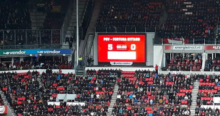De Analyse: Psv Eindhoven – Fortuna Sittard : 5-0