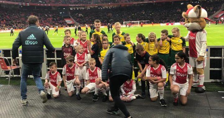 Fortuniors hebben topdag in Amsterdam