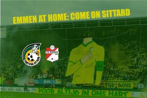 Degradatiekraker in Sittard: FC Emmen thuis