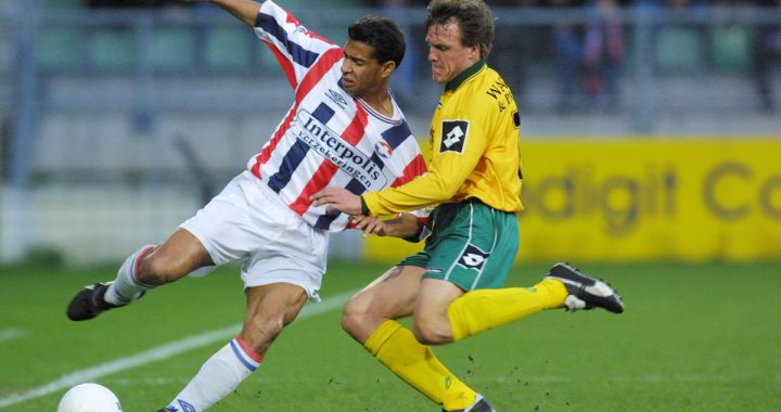 Ingo & kaartverkoop uitwedstrijd Willem II