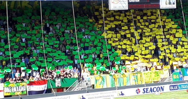 INFO KAARTVERKOOP FC GRONINGEN UIT (337/1100)
