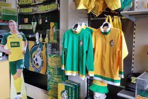 Update: De Fortuna Sittard fan shop