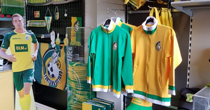 Update: De Fortuna Sittard fan shop