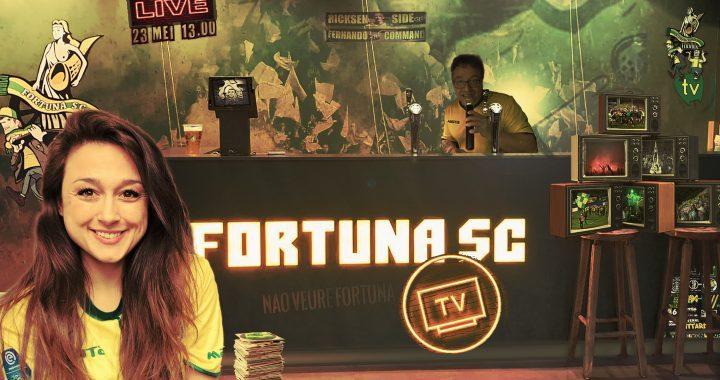 De online huiskamer van Fortuna Sittard: Fortuna-SC tv!
