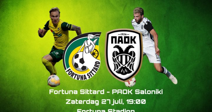 Preview: Fortuna Sittard – PAOK Saloniki
