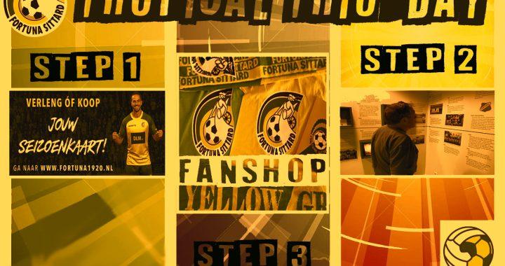 TRIO-Day: Fanshop, afhalen SCC en bezoek museum!