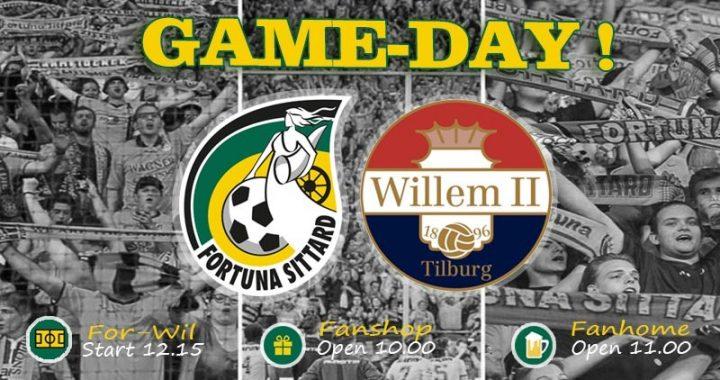 Preview: Fortuna Sittard – Willem II