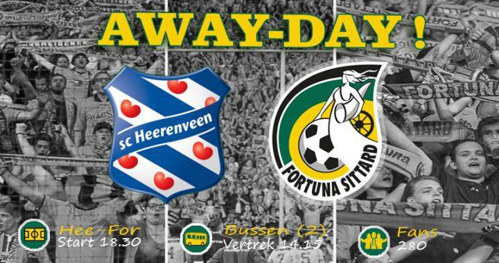 Preview: sc Heerenveen – Fortuna Sittard