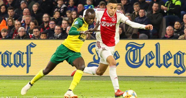 INFO: Kaartverkoop Ajax uit