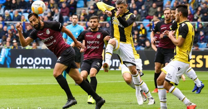 Info en kaartverkoop Vitesse – Fortuna Sittard