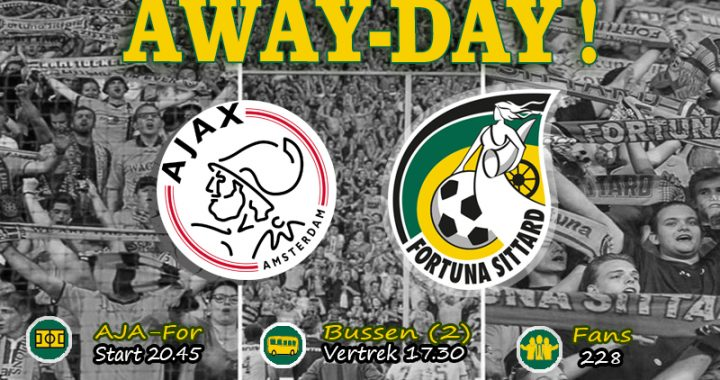 INFO: Kaartverkoop Ajax uit (228 fans)