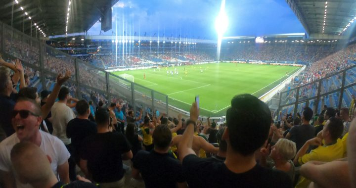 Fortuna haalt maximaal resultaat in Friesland: 1-1