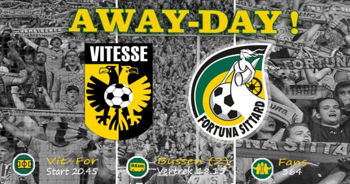 Awaygame Vitesse [364 verkocht]