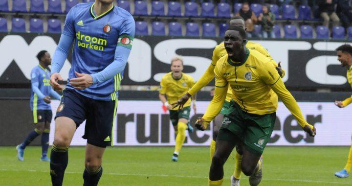 Beker: neemt Fortuna revanche op Feyenoord?